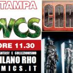 Cartoomics 2013: Conferenza Stampa di Presentazione Giovedì 7 marzo