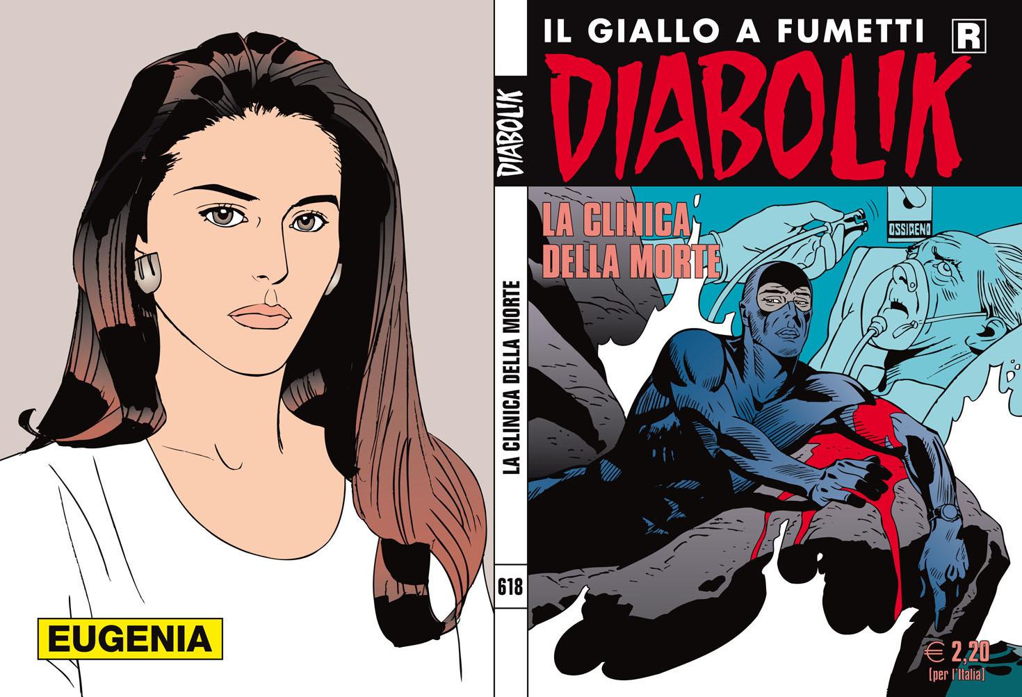 Diabolik-Ristampa-La-Clinica-della-Morte_R 618-1998