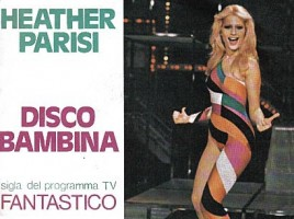 Fantastico-Heather Parisi-Disco-Bambina-Sigla