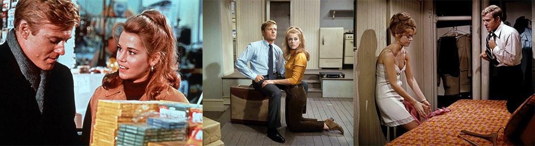 A Piedi Nudi nel Parco con Robert Redford e Jane Fonda